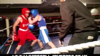 White Collar Heroes Boxing, CARLISLE FIGHT 9