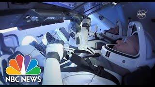 NASA Astronauts Make Historic Splashdown In SpaceX Capsule | NBC Nightly News