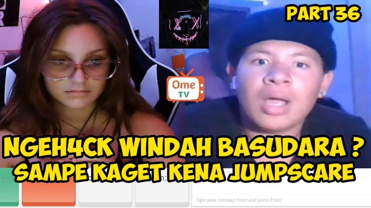 NGEH4CK WINDAH BASUDARA KW DI JUMPSCARE SAMPE KAGET    PRANK HACKER OME TV INTERNASIONAL PT.36
