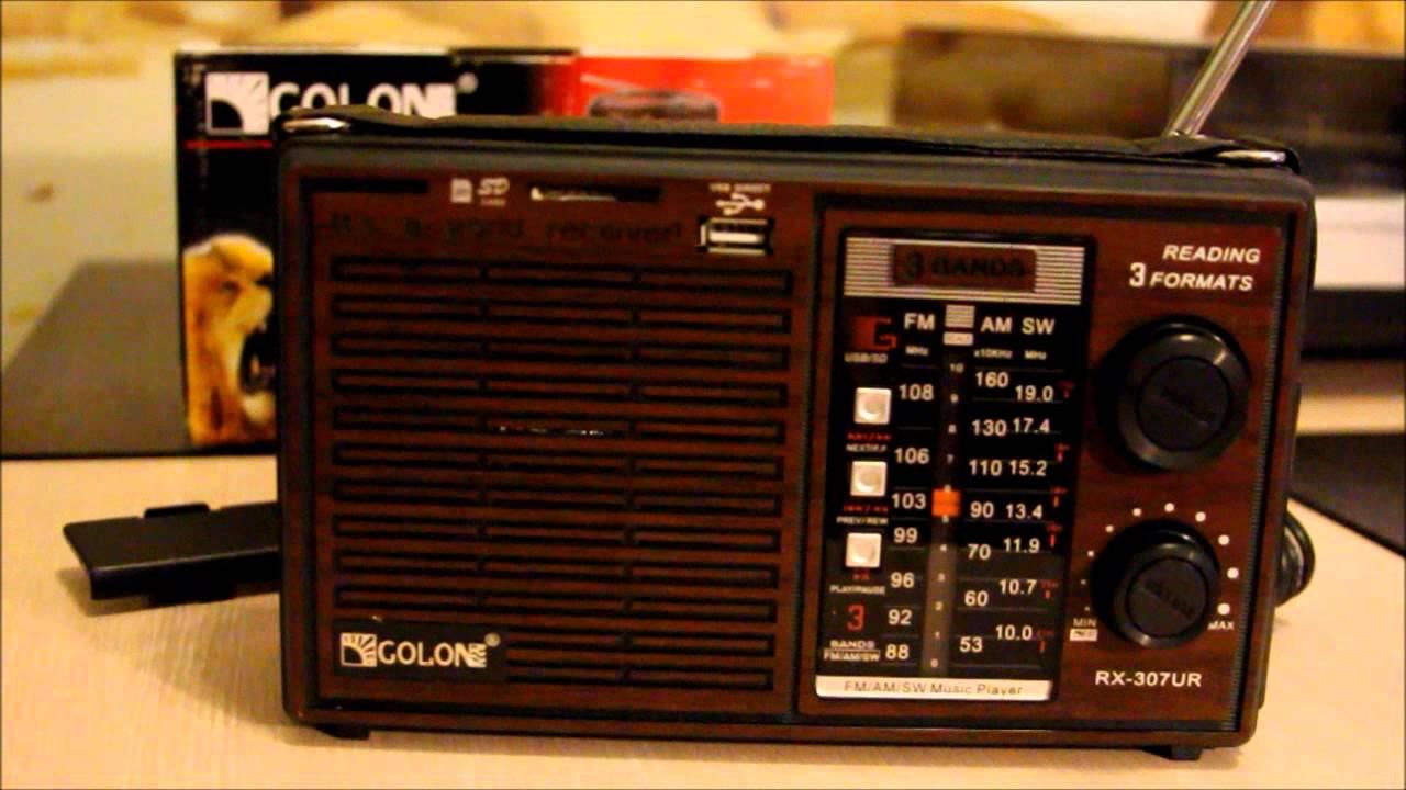 Проводное радио (новый способ работы) часть 2 - YouTube