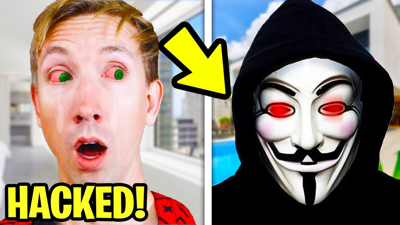 5 YouTubers That Got HACKED LIVE! (Chad WIld Clay, Preston, Jelly, Ninja)