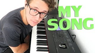♥ MY NEW SONG - Sp4zie IRL