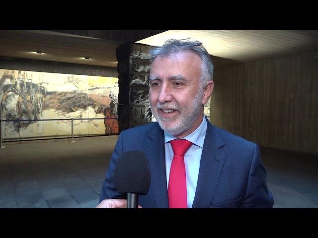 Torres felicita a Darias por su designación como ministra de Sanidad y considera que se reafirma el peso de Canarias en el Gobierno central