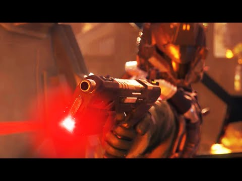 Call Of Duty: Black Ops 3 Official Trailer World Reveal!