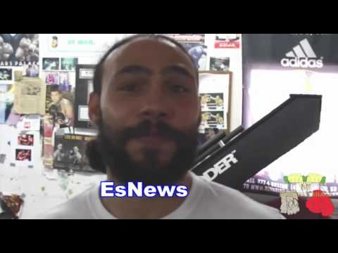 ((WOW)) Keith Thurman On Conor McGrgeor vs Floyd Mayweather EsNews Boxing