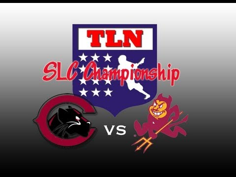 SLC DI Championship: #4 Chapman v #8 Arizona State University