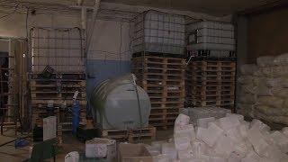 В Волгограде пресечена деятельность цеха по производству суррогатного алкоголя