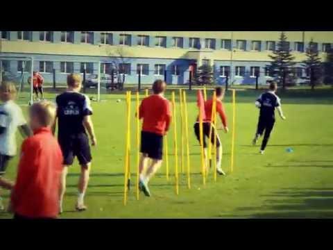 LSSS U13 aizvada treniņu ar FK Liepāja
