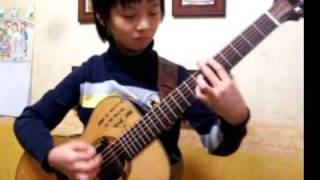(The Beatles) Come Together - Sungha Jung
