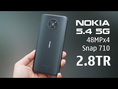 "Nokia 5.4: 2.8tr CÓ HẲN SNAP710., ""gian thương"" iPhone 12"