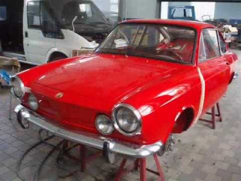 Fiat 850 sport coupe restaurieren mit 3 sexy h bsche models youtube - Fiat 850 coupe sport a vendre ...