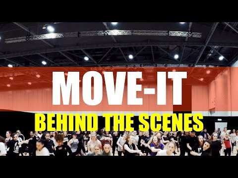 MOVE IT 2017 | Teaching Urban and Lyrical Commercial Dance Class Video