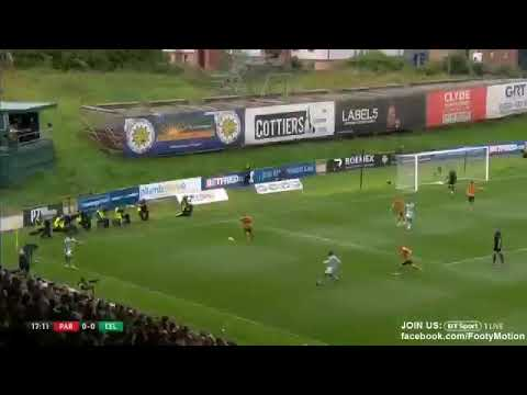 Leigh Griffiths 99th Goal Celtic 1-0 Partick thistle (18/08/18)