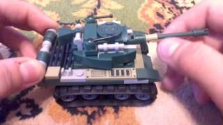 Лего самоделка #1 на тему Война