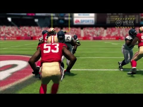 Madden NFL 25 - NaVorro Bowman Defensive Control Gameplay Trailer