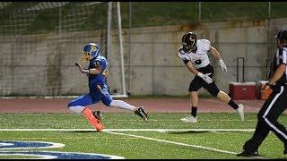 Seward High School Football Senior Night 2018