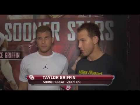 Blake Griffin and Taylor Griffin Talk Relief