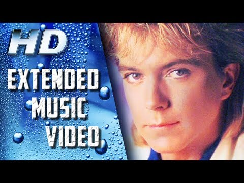 David Cassidy ~ The Last Kiss + George Michael ( Music Video )