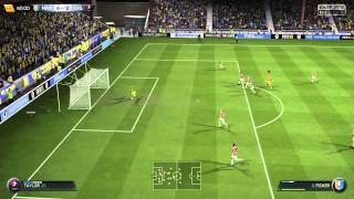 FIFA 15 Amazing Alex fisher goal on legendary