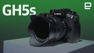 Panasonic GH5s first look at CES 2018