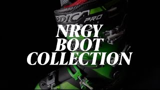 Nordica 2016 NRGy Boot Collection