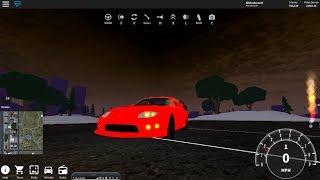 NEW MITSUBISHI FTO IN VEHICLE SIMULATOR!!!! | Roblox Vehicle Simulator
