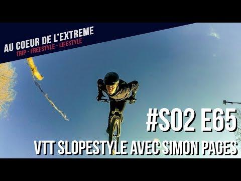 ACDE 65 VTT Avec Simon PAGES
