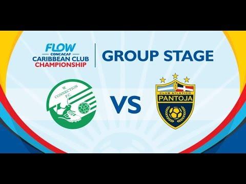 W Connection 0-3 Attético Pantoja, equipo dominicano pasa a la final Caribbean Club Championship