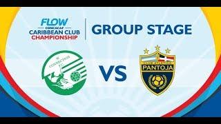 W Connection FC vs CA Pantoja full match