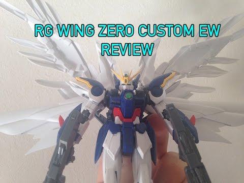 Cool Rg Wing Gundam Ew Review Image Download