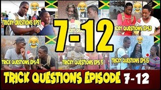 Trick Questions In Jamaica episode 7-12 @JnelComedy