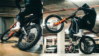 SUR RON X // Electric Bike // UK WHEELIES