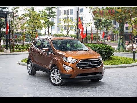 Ford Ecosport 2018 xuất xưởng ở nhà máy Ford Hải Dương |XEHAY.VN|