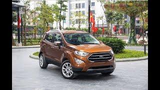 Ford Ecosport 2018 xuất xưởng tại nhà máy Ford Hải Dương |XEHAY.VN|