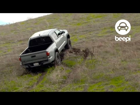 2017 Toyota Tacoma TRD Pro Off-Road Pickup Truck Review