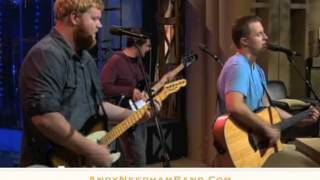 Andy Needham Band - Only Just Begun (live) on Cornerstone TV