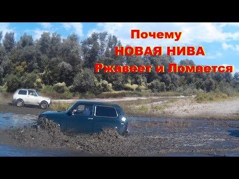 Почему НОВАЯ НИВА АвтоВАЗ Ржавеет Ломается и ДОРОГАЯ? NIVA LADA 4x4 Renault Duster Suzuki Jimny 1с