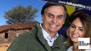 Primeira-dama Michelle Bolsonaro convoca a população a ajudar missão em prol do Sertão da Bahia