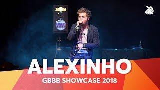 ALEXINHO | Beatbox Battle World Champion 2018