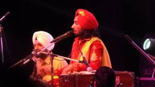 Satinder Sartaaj(Ibadat kar 7)Siri Fort Auditorium