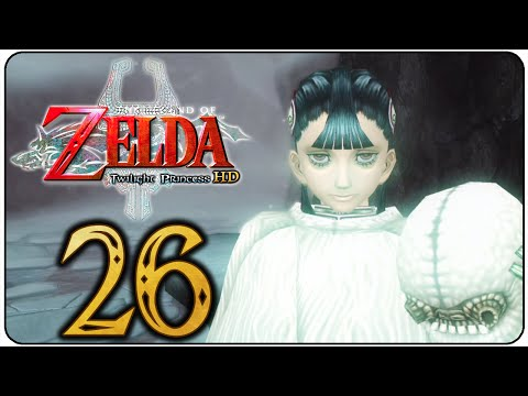 The Legend Of Zelda Twilight Princess HD 100% Walkthrough Part 26 Reekfish