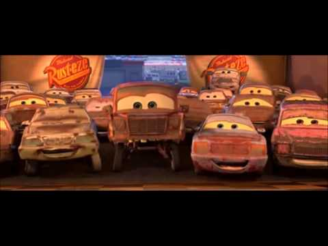 "[Pixar CARS] – ""Adult"" Jokes in the Movie"