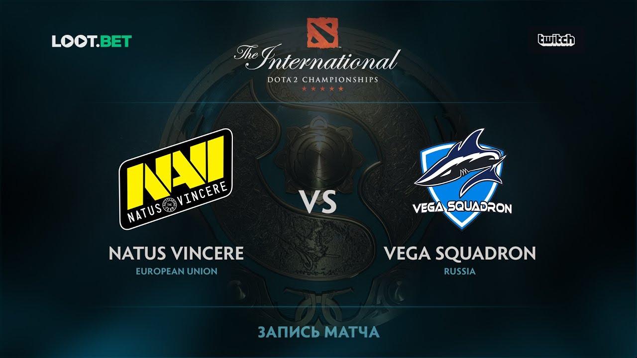 Natus Vincere vs Vega Squadron, The International 2017 CIS Qualifier