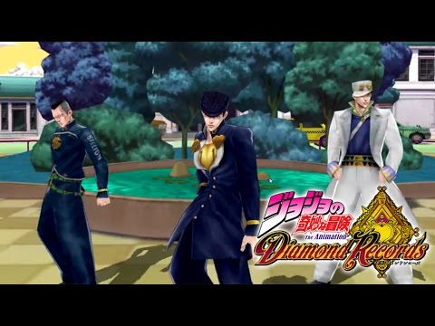 A New Mobile Adventure - JoJo's Bizarre Adventure: Diamond R