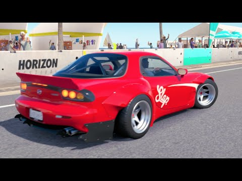 Forza Horizon 3 How To Unlock RX7 E36 ALL Barn Find Cars