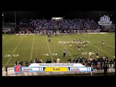 [HIGHLIGHT] Coffee County High School vs. Ware County High School