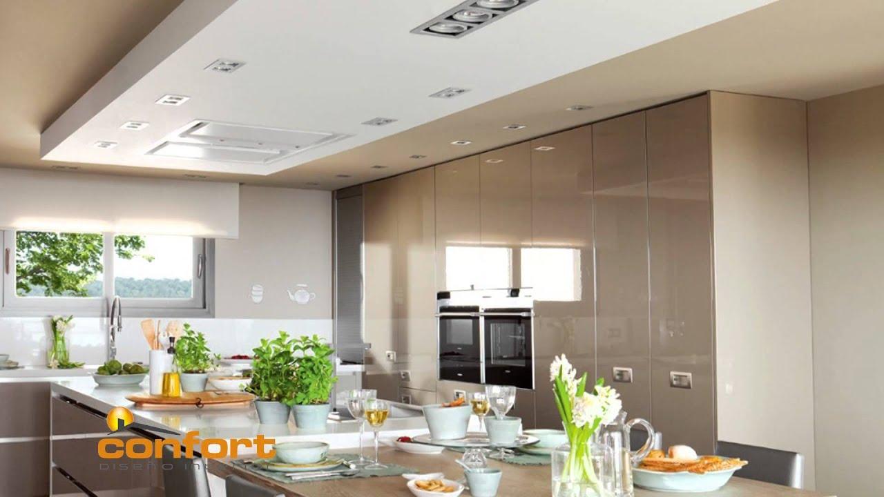 Mega iluminaci n cocinas youtube - Iluminacion para cocinas modernas ...