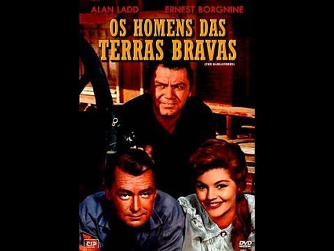 Filme de Faroeste OS HOMENS DAS TERRAS BRAVAS 1958 Dublado
