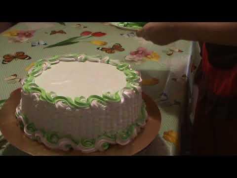 Торт для мальчика - YouTube
