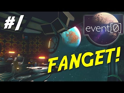 FANGET PÅ EN RUMSTATION! - Event 0 dansk Ep 1